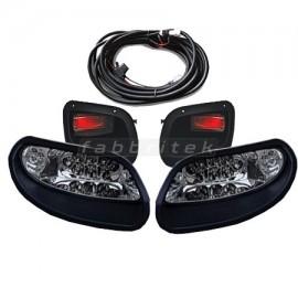 Kit luce fanali LED EZGO...