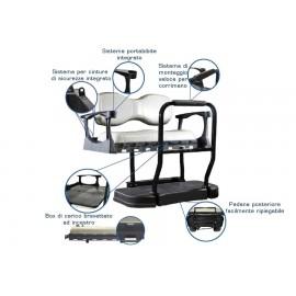 EZGO RXV Kit sedile...