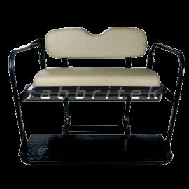 Kit sedile posteriore beige...